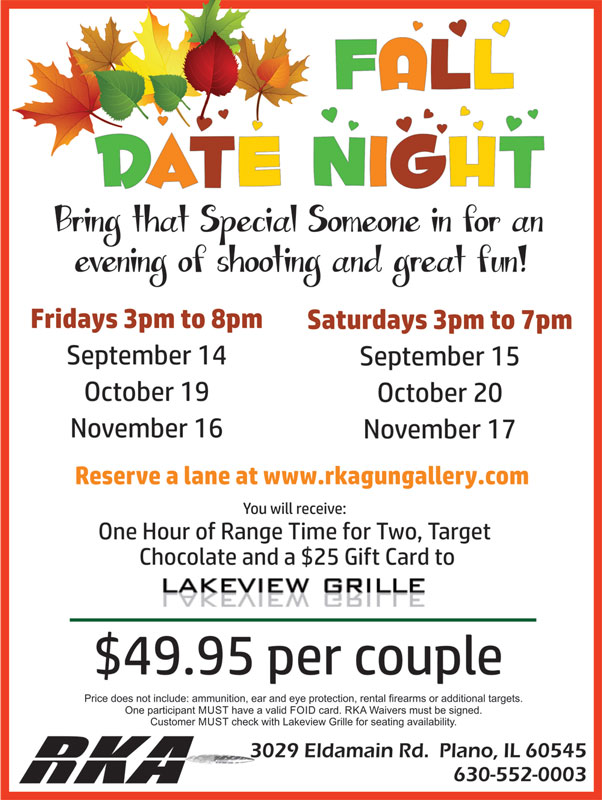 Fall Date Night